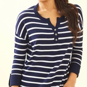 Lilly Pulitzer Faraway Coolmax Sweater